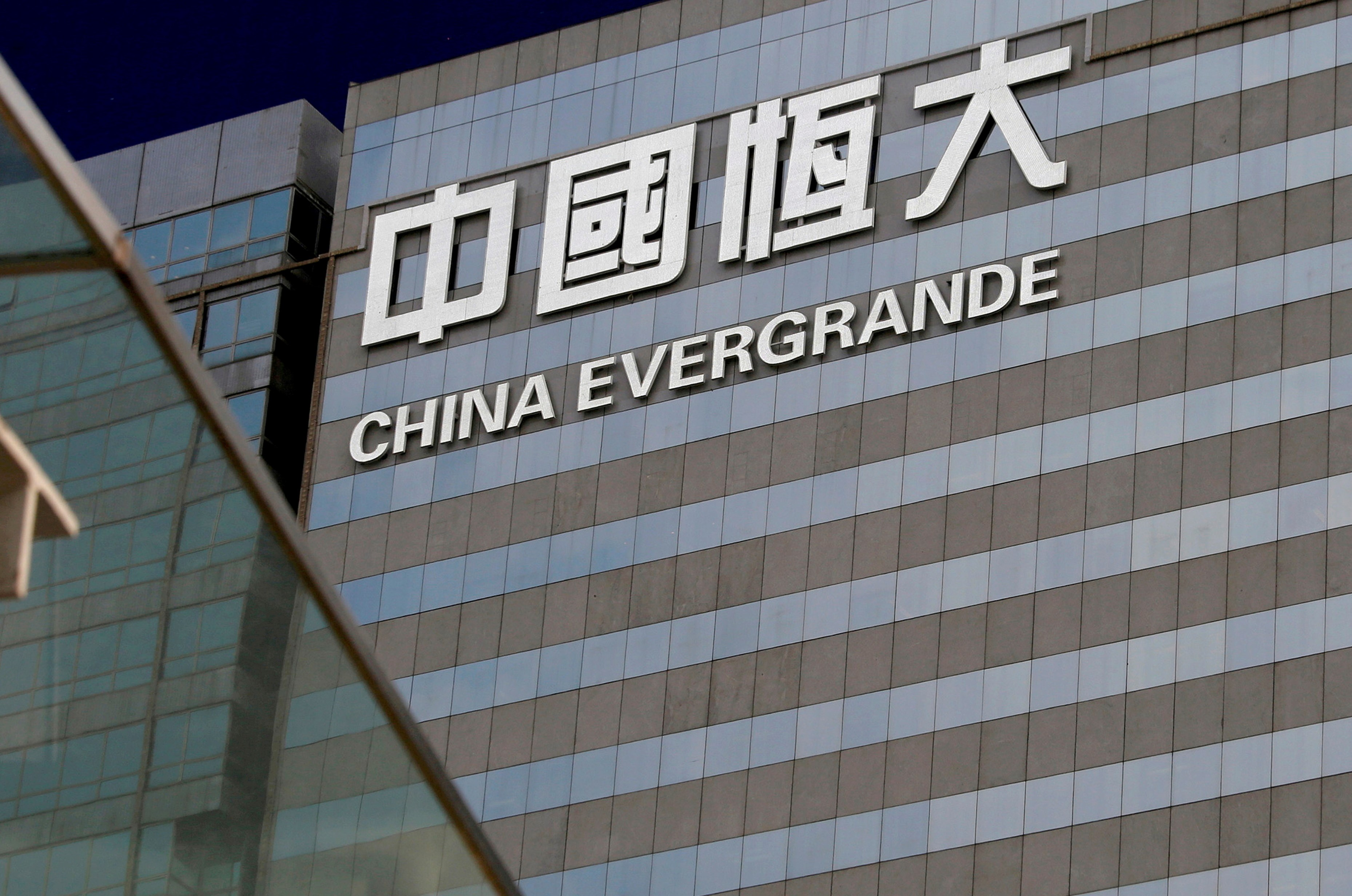 Are you worried about Evergrande?
